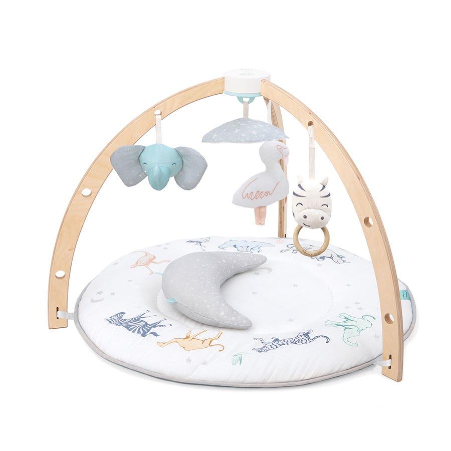 Baby-Spieldecke mit Bogen