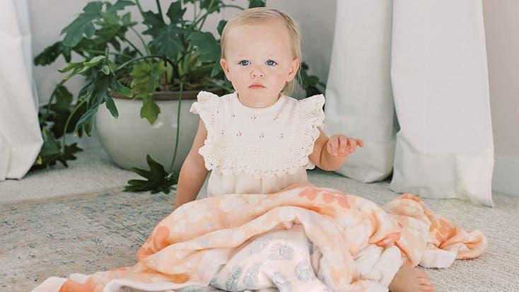 aden + anais dream blanket Decke